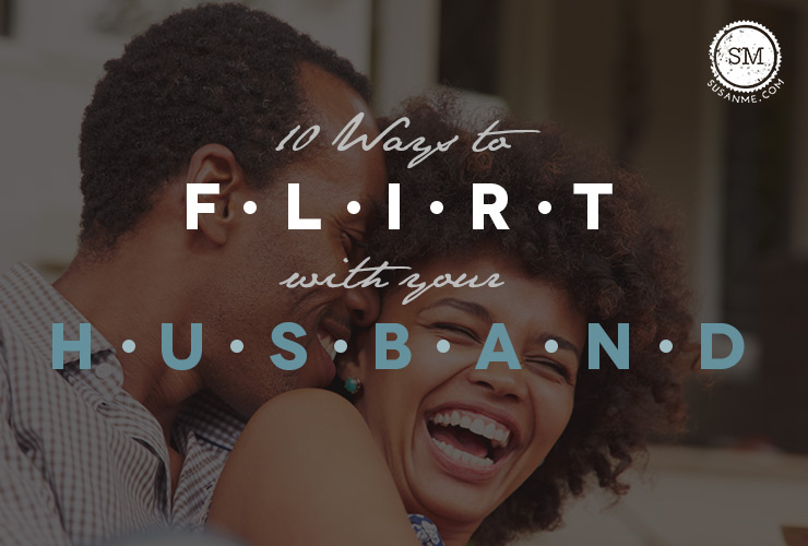 Do you remember the first days of your relationship with your spouse? If  you were like me, your heart would flutter at a meaningful glance, ...